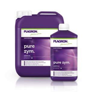 Pure zym 1 L - Enzymes naturales - Plagron: Amazon.es: Jardín