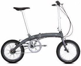 Dahon Curve SL bicicleta plegable – Rueda de 16 pulgadas: Amazon.es: Deportes y aire libre