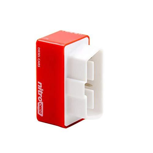 NITRO-OBD2 de una sola capa placa PCB energ/ía del coche elevador de alimentaci/ón de combustible Optimizer
