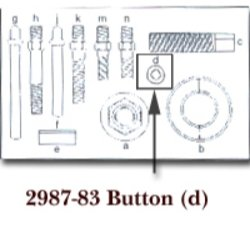 KD Tools (KDT2897-83) Button for KDT2897