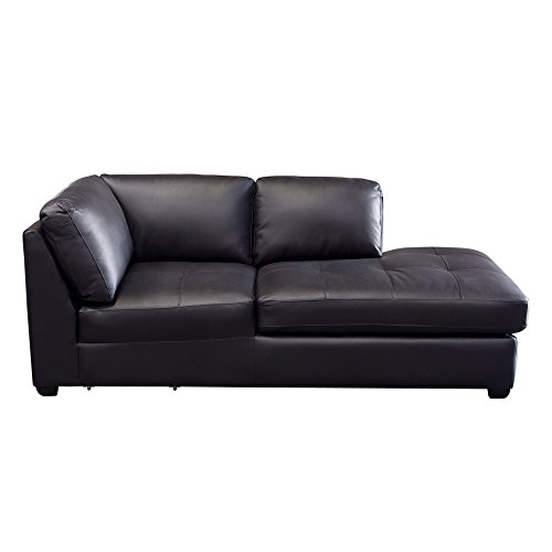 Urban Right Face Chaise by Diamond Sofa – Mocca- # URBANRCMO