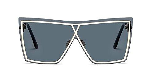 Hombre 04 XFentech para Gafas de de Estilo Unisex y Mujer UV400 sol KyqUyap8