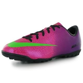 4227ad7090 NIKE Mercurial Victory IV Childrens Astro Turf Tra: Amazon.co.uk: Shoes &  Bags