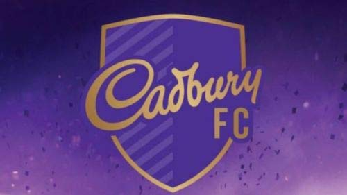 Cadbury Premier League Milk Advent Calendar Treat Club Selection Pack 200g