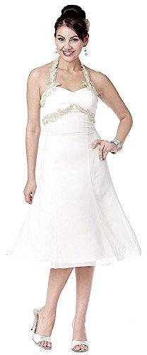 Empire Kleid Abschlussball Abendkleid Abiballkleid Chiffon Stil kurz Brautjungfernkleid Lerche Nachtigall Schwarz Brautkleid Cocktailkleid 60qgzXcxv1