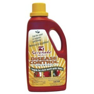 Serenade Concentrate Garden Disease Control - 32 Ounce