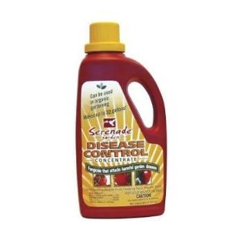 Serenade Concentrate Garden Disease Control 32 Ounce Soil And Soil Amendments