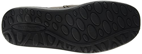 Hush Puppies Heren Belfast Mt Slip-on Bruin Leer