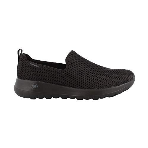 Skechers Performance Women's Go Walk Joy Walking Shoe,black,7.5 W US