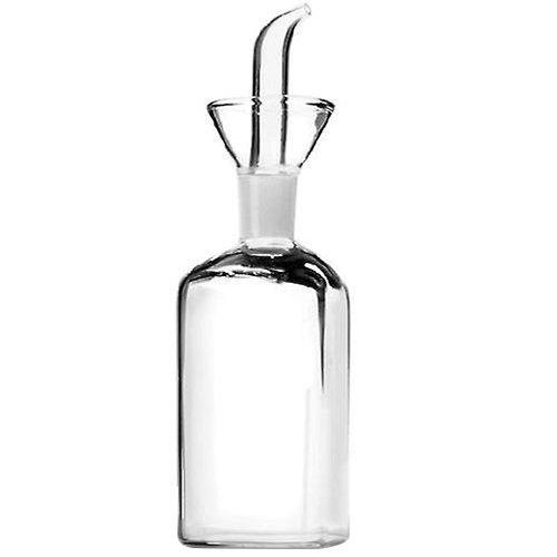 IBILI 795625 - Aceitera Cristal Cuadrada 250 Ml: Amazon.es: Hogar