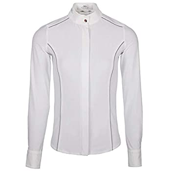 Image of Alessandro Albanese AA Lea Ladies Tech Comp Mesh Shirt Clothing