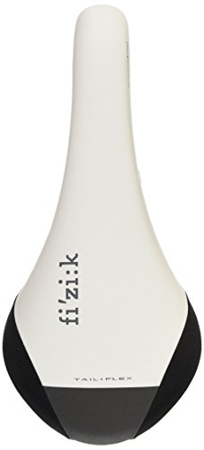 Fizik Gobi M3 Saddle, K:Ium Rails, White/Grey/Black