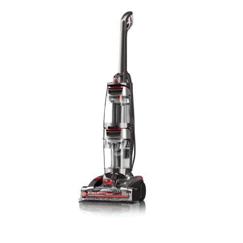 Hoover FH50951PC Power Path Deluxe Carpet Washer, color Hierro Metalico
