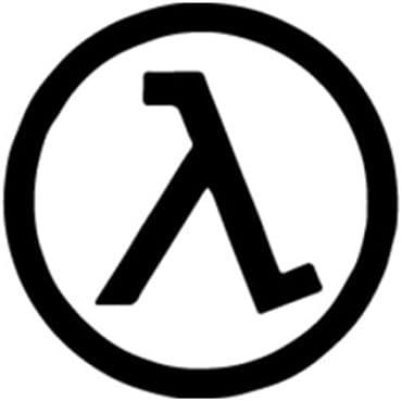 Aperture Science logotipo pegatina de vinilo calcomanía Casa Laptop ELIGE TAMAÑO Y COLOR