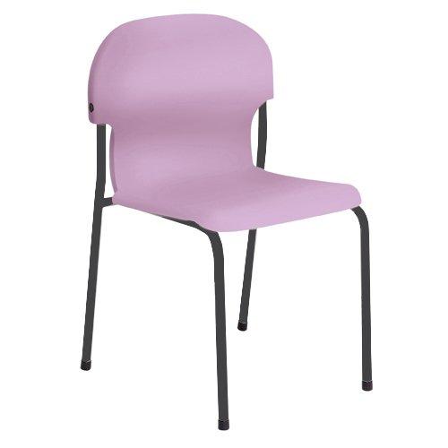 Metalliform 2015-mc-lilac standard Classroom sedia con sedile 380mm, lilla