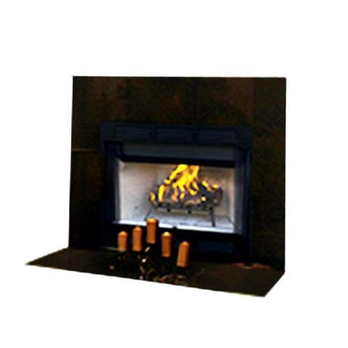 Merit 42'' Circulatingwood Box w/Insulation White Stacked Liner by Superior Fireplaces