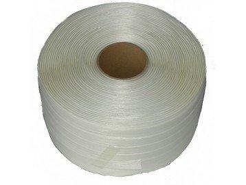 Feuillard polyester fil /à/ fil 16 mm x 850 ml