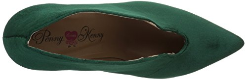 Loves MIFF Pump Women's Kenny Dress Emerald Penny wpq7g00