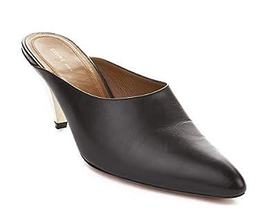Céline Women's Calf Leather Clogs Shoes