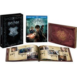 Harry Potter and the Deathly Hallows - Part 2 Limited Edition, Numbered Gift Set