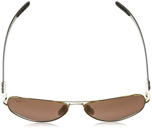Sonnenbrille RB 8317CH Gold Ban Shiny Ray q4aWw8HBH