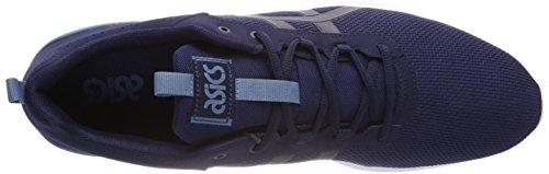 de Hombre Zapatillas para Running 5858 Gel Asics Runner Peacoat Peacoat Azul Lyte wIHqAOW0