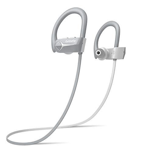 Letsfit Bluetooth Headphones IPX7