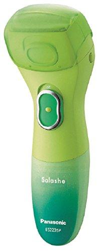 Panasonic:Shaver for women salashe ES2235PP-G Green (Japan Model)