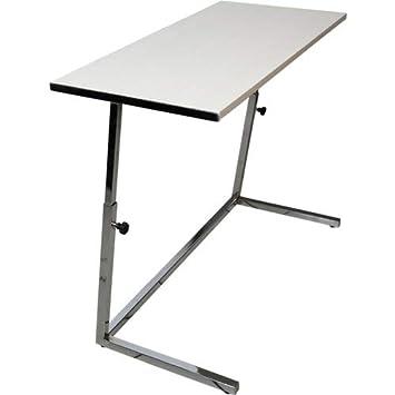 Koltuk Kenarı Yükseklik Ayarlı Geniş Fonksiyonel Laptop Sehpası