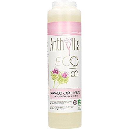 ANTHYLLIS Champú para Cabello Graso Limpieza suave con bardana y romero - 250 ml: Amazon.es: Belleza