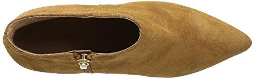 IKKS Bottine Low Hee - Botas Mujer Marrón - marrón (camel)