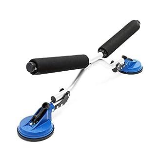 Rodillo carga kayak con ventosas 1