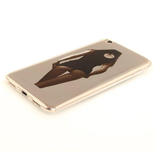 Motif Peint Transparent beauty En Arrière Souple Résistant Xiaomi Protection Téléphone Hozor De Bord Fit De Cas Antichoc TPU 2 Max Scratch Slim Mi Silicone Couverture Cas 4XxwYSq