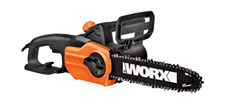 """WORX WG309 8 Amp 10"""" 2-in-1 Electric Pole Saw & Chainsaw with Auto-Tension"""