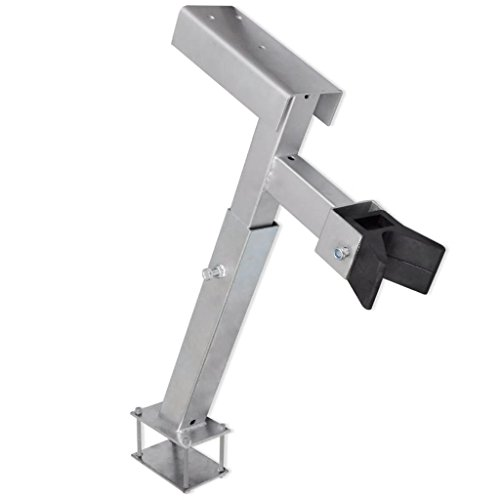 - mewmewcat Adjustable Boat Trailer Winch Stand with a Capacity of 1100-2200 pounds (Upgraded Version)