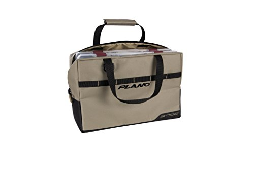 Plano PLAB37131 3700 Size Speedbag, Tan