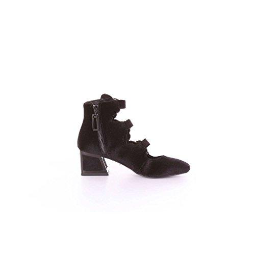 de KAT UNA Mujer MACONIE tacón Negro Zapatos tPPw6q8