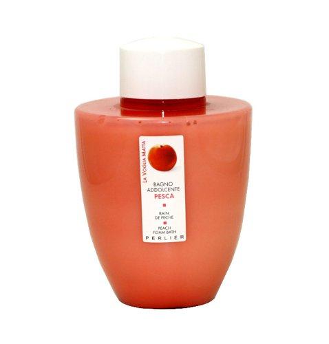 (Perlier Peach Foam Bath for Women, 16.9 Ounce)