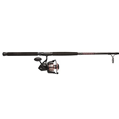 Penn FRCII4000702M Fierce II 4000 Fishing Rod and Spinning Reel Combo