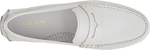 Cole Haan Women's Rodeo Penny Driver White Leather cheap sale nicekicks PfypP7