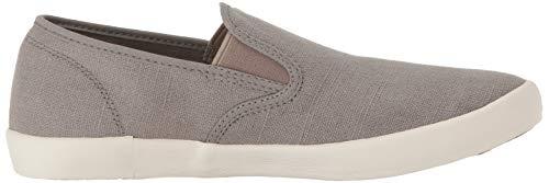 SeaVees Men's Baja Slip On Standard Casual Sneaker,Tin Grey, 12 by SeaVees (Image #7)