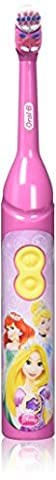Oral-B Pro-Health Stages Disney Princess Power Kid's Electric Toothbrush (for children age 3+) (Pro Stages)
