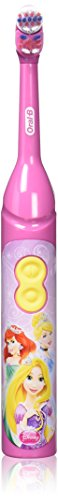 Oral-B Pro-Health Stages Disney Princess Power Kid's Electric Toothbrush (for children age 3+) Braun Electric Toothbrush Battery