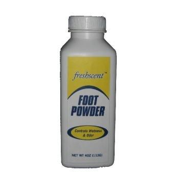 Freshscent 4 oz Foot Powder Case Pack 48