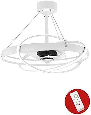 LED de iones negativos invisible luz de techo del ventilador, sala ...