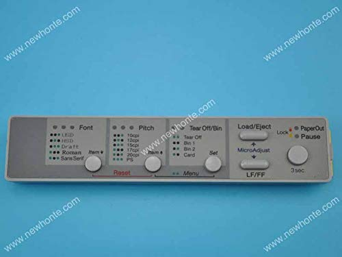 Printer Parts New Compatible 1262597 HOUSING Assy Panel for LQ-590/Lq-2090 dot-Matrix Printer English Version by YOTON