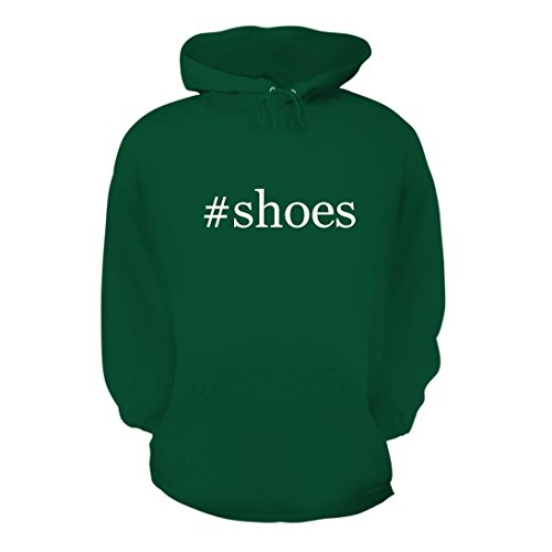 #shoes - A Nice Hashtag Men's Hoodie Hooded Sweatshirt, Green, Large from Shirt Me Up
