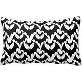 Standard Pillowcase Decorative Black And White Bats Goth Halloween...