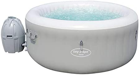 Bestway 54186 - Spa Hinchable Lay- Z-Spa Tahiti (180x66 cm) Para 4 ...