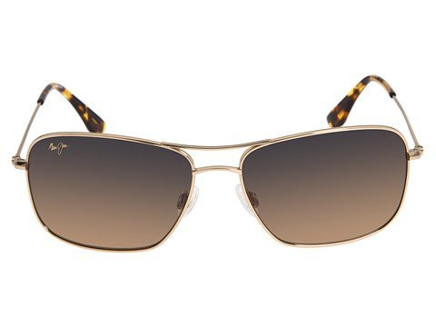 Maui Jim HS246-16 Wiki Wiki Gold/HCL Bronze Polarized - Polarized Wiki Lenses